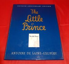 THE LITTLE PRINCE: 50TH ANNIVERSARY EDITION HARDCOVER