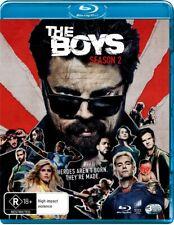 The Boys Season 2 Blu-ray Region B