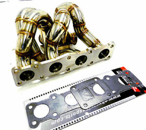 OBX Turbo Manifold Header for 2009-2012 Hyundai Genesis Coupe 2.0T T4 Top Mount