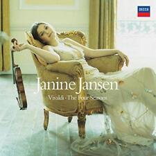 "Janine Jansen - Vivaldi: The Four Seasons (NEW 12"" VINYL LP)"