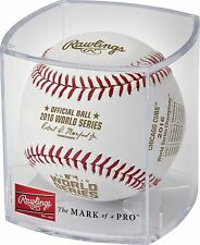2016 Rawlings Official World Series Champions Baseball Chicago Cubs Cubed