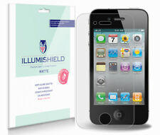 iLLumiShield Anti-Glare Matte Screen Protector 3x for Apple iPhone 4S (Verizon)
