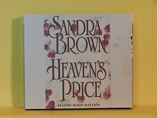 Heaven's Price by Sandra Brown (2006, CD, Abridged)