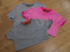 Superdry/allsaints Men's T-shirt Bundle, petit, 3 objets, très bon état