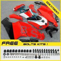 For Ducati 999 749 2003-2004 Fairings Bolts Screws Fit Set Bodywork Plastic 11