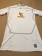 LC Football Nike Pro Combat Dri Fit Men's Shirt top Compression Large