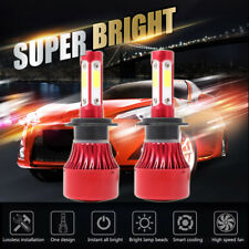 Car 1600W 240000LM KIT H7 White 6000K CREE LED Conversion Headlight Bulbs Lights