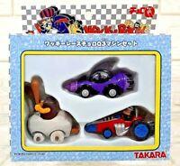 WACKY RACES MUTTLEY DASTARDLY RACING CAR FIGURE HANNA BARBERA TAKARA JAPAN