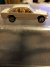 Hot Wheels Mercedes 380 SEL With Dog in Back 1981 White Made in Malaysia