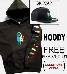 BLACK Royally B, Brianna's Inspired  Kids Hoodie Hoody &/or Skip cap New Merch