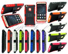 Fundas y carcasas Huawei de plástico de color principal rojo para teléfonos móviles y PDAs