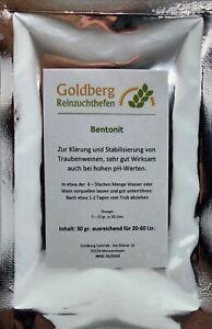 Premium Bentonit - Schönungsmittel - Weinklärmittel - Klärung - Goldberg