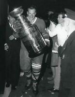 Eddie Shack Toronto Maple Leafs 8x10 Photo