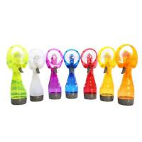 Portable Mini Hand Held Water Spray Cooling Fan for Sport Travel Beach