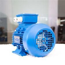 1.5kw 2HP 1400rpm shaft 24mm Electric motor Three-phase 415v Lathe Hoist Millin