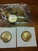2015 Aust $1 one dollar 100 years ANZAC centenary coin from mint RAM bag UNC