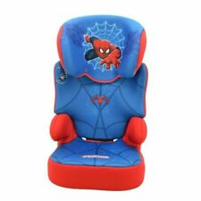 Siège auto Spiderman groupe 2/3  De 15 à 36 Kg - 4 étoiles Test ADAC