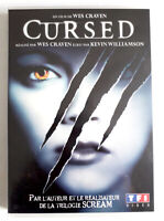 Cursed - WES CRAVEN - dvd comme neuf