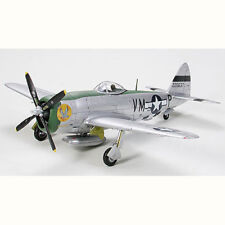 Tamiya 60770 P-47d Thunderbolt Bubbletop 1:72 kit modelo de los aviones