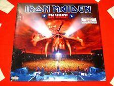 IRON MAIDEN EN VIVO! 2012 US 1st 2 x PICTURE DISC VINYL LP NEW/SEALED LIVE 2011