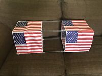 Box Kite - American Flag