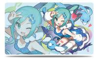 Pokemon Custom Playmat Ruby & Sapphire Lisia Coordinator Altaria Swablu Play Mat