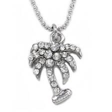 Palm Tree Plant Charm Anklet Ankle Bracelet Chain Fashion Girl Jewelry AK47