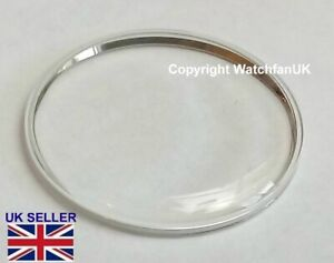 Replacement Acrylic crystal Fits  Opera Valjoux 7733 chronograph Watch #287