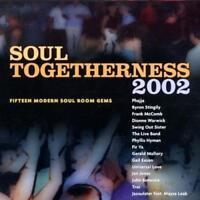 SOUL TOGETHERNESS 2002 15 MODERN SOUL ROOM GEMS NEW & SEALED CD (EXPANSION)