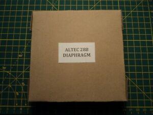Paper diaphragm for Altec 288 290 291 299 & Philips EL5502 drivers