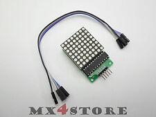 Dot Matrix Modul 8x8 3mm MAXIM MAX7219 Arduino STM32 367