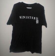 SINISTER 2 supernatural horror film XL tee Ethan Hawke & Juliet Rylance T shirt