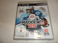 PLAYSTATION 3 PS 3 Madden NFL 25 - [PLAYSTATION 3]