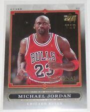 2007 Michael Jordan Bulls NBA Upper Deck National SCC VIP Insert Card #VIP-6 NM