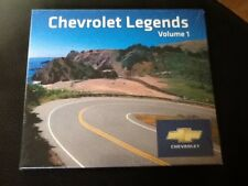 CHEVROLET PROMOTIONAL CD 16 TRACKS . BILLY JOEL / ERIC CLAPTON / ZZ TOP . NEW