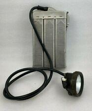 Vintage Edison Model P Miner Headlight