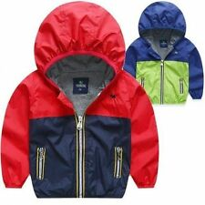 Atmungsaktive Markenlose Jungen-Jacken, - Mäntel & -Schneeanzüge