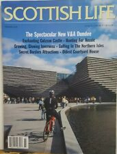 Scottish Life Winter 2018 The Spectacular New V&A Dundee FREE SHIPPING CB