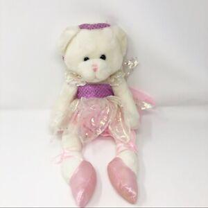Toys R Us Animal Alley Fairy Ballerina Bear Plush