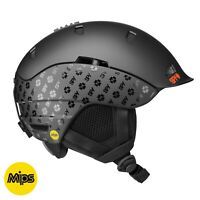 SPY Interstellar Snow Ski Snowboard Helmet Mips Matte Black EXPRESS SHIPPING