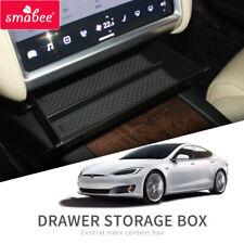 for Tesla Model X Model S Car Interior Accessories Container Store Content Box