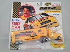 Ernie Irvan #4 Kodak 1992 1:87 Racing Team Transporter Truck NASCAR Sealed