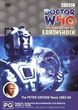 Doctor Who - Earthshock (DVD, 2003)