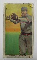 1909 T206 Billy Gilbert St. Louis Piedmont 150 Baseball Card! RARE ISSUE!