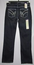 Wrangler Women's Jeans  Q-Baby The Ultimate Riding Jeans Size 9/10 x 34 WRQ20AU