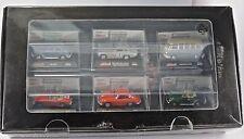 Schuco Modellauto Set  OVP   Porsche 365 Coupe,VW Bully Samba,300 SL,MGB Cabrio