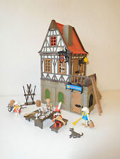 3448 jagerhof Auberge pour couronne Taverne playmobil (4) FRENCH VERSION