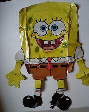 "Spongebob SquarePants Sponge Bob (1) 28"" Figure Large Party Mylar Foil Balloon"