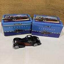 Boîte Métal de Rangement pour Studebaker silver Hawk 1957 Solido