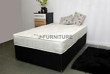 Brand New 4ft6 Double Divan Bed With 10' Orthopaedic Mattress And Headboard !!!